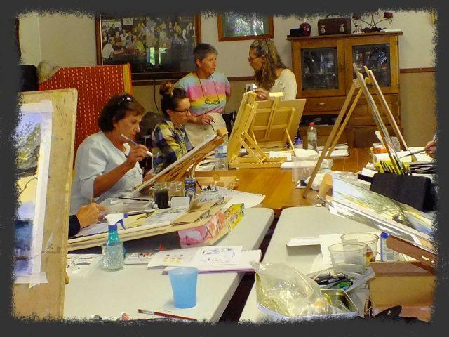 studio, retreat to main creek, retreat, art and craft, accommodation hunter valley, accommodation barrington tops, accommodation sydney, farmstay, cottage